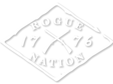 Rogue Nation 1776 Logo