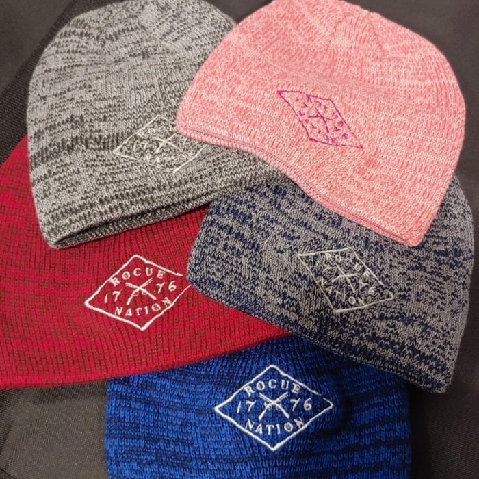 Rogue Nation 1776 Knit Beanie