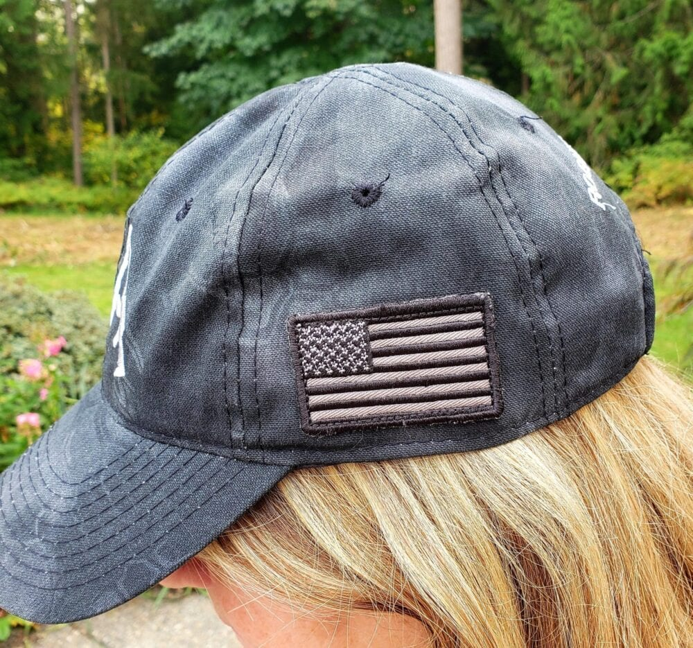 Brushed Canvas Kryptek Hat 2A