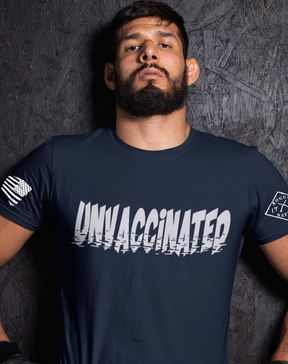 Unvaccinated T-shirt Men's